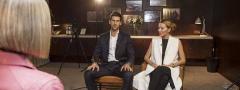 Novak i Jelena za CNN: Sportisti mogu da menjaju svet! (Video)