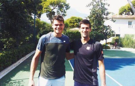 Raonic i Djokovic