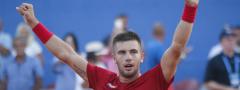 US OPEN: Sjajni Ćorić eliminisao Cicipasa, prošao Zverev