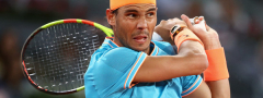 RODŽERS KUP: Monfis predao Nadalu, Medvedev bolji od Hačanova