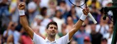 (VIDEO) Novakov problem sa laktom i plasman u polufinale