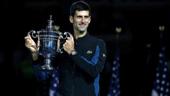(VIDEO) Novak Đoković na US Openu kroz godine