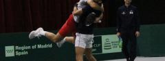 (FOTO) Sjajna atmosfera na treningu, Beker u poseti timu Srbije