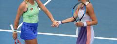 AO: Mladenović i Baboš osvojile titulu u dublu