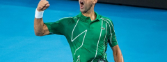 NOVAK NEUNIŠTIVI: Đoković spasavao meč lopte i plasirao se u finale Dubaija!