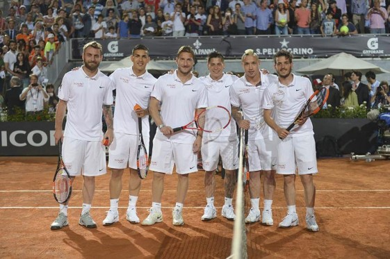 AS Roma tennis 2015