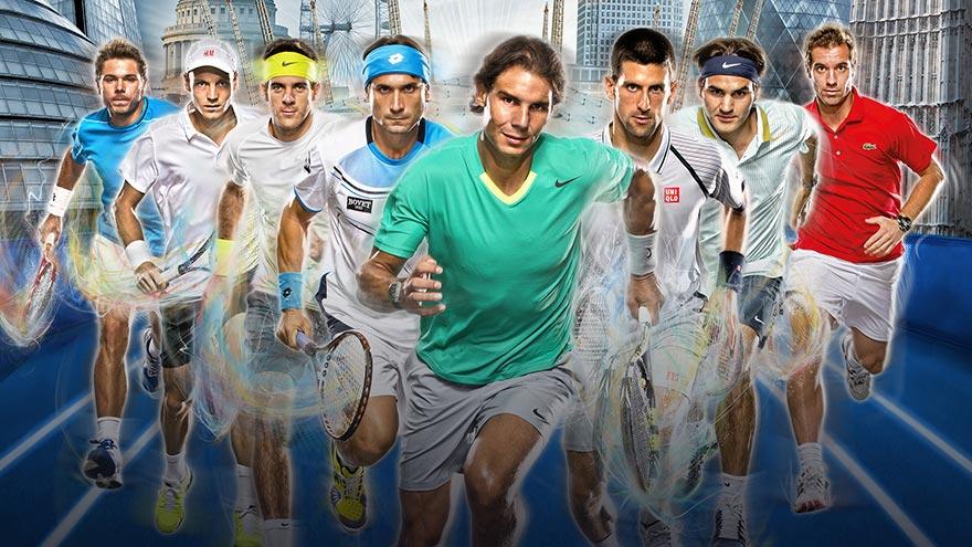 ATP World Tour Finale 2013 - Pobednik Novak Djokovic