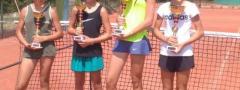 TENISKE NADE (u14): Anamarija Kovačević i Mihajlo Lasica najbolji na Bambi kupu