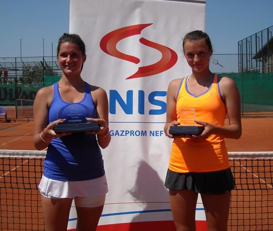 Bojana Marinkovic i Sara Kostic