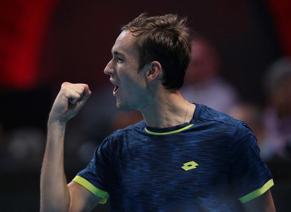 Najbolji od najboljih: Medvedev je šampion ATP finala!