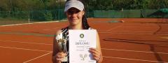 TENISKE NADE (u16): Novak Novaković šampion OP Paraćina, Dejana Milenković najbolja na OP Beograda