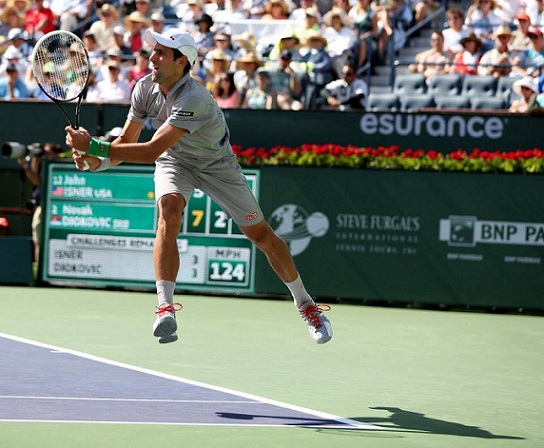 Djokovic Federer 2