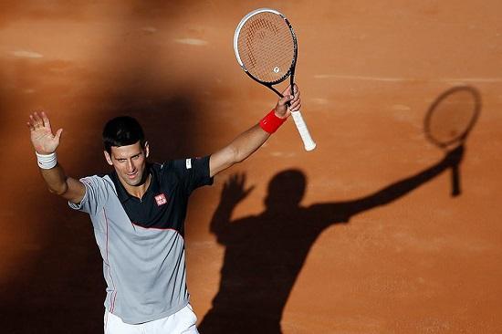 Djokovic Nadal Rolan Garos 1