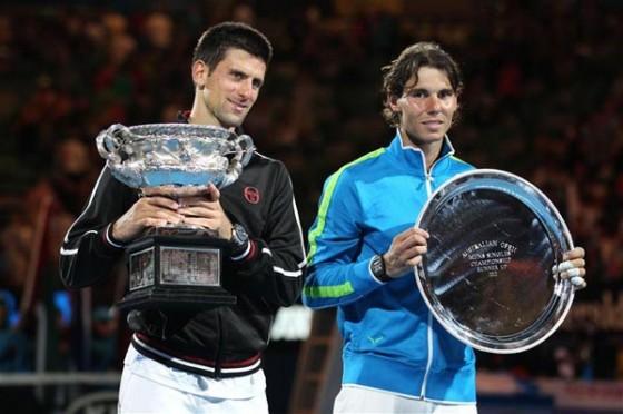 Djokovic- Nadal