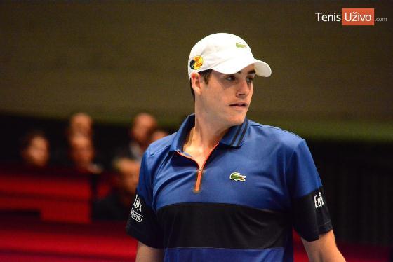 Dzon Izner (Photo: Danijel Jevremovic, Tenis Uzivo)