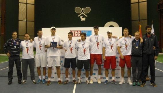 Šampioni Srbije, teniseri TK Crvena Zvezda