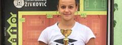 Intervju sa teniserkom meseca (u12): Upoznajte Emiliju Zdravković!