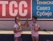 TENISKE NADE (u12): Aleksa Pisarić i Emilija Zdravković novi prvaci Srbije