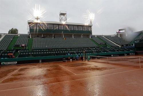 Sumorno vreme u Bukureštu i našem ženskom reprezentativnom tenisu