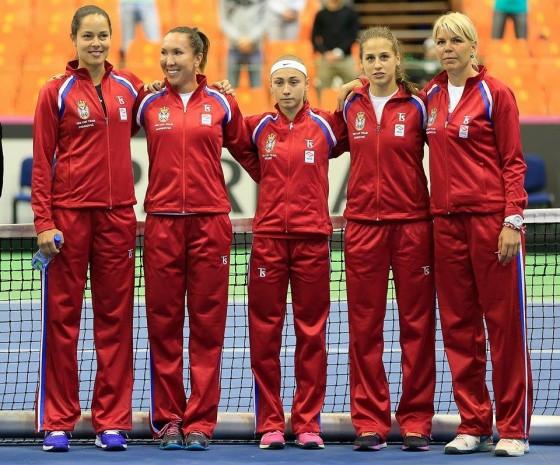 Fed kup reprezentacija Srbije