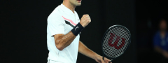 SINSINATI: Federer rutinski, kraj za Džumhura