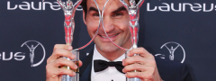PONOVO NAJBOLJI: Federeru dva 'Laureusa'