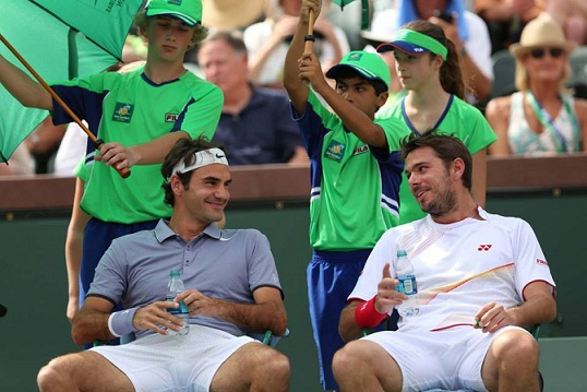 Federer i Vavrinka