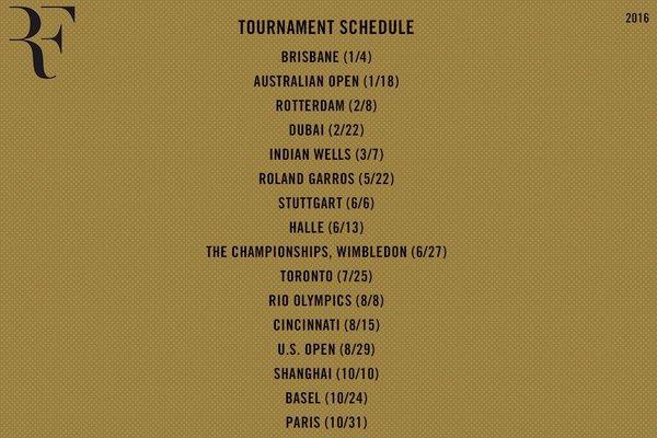 Federer_raspored_2016