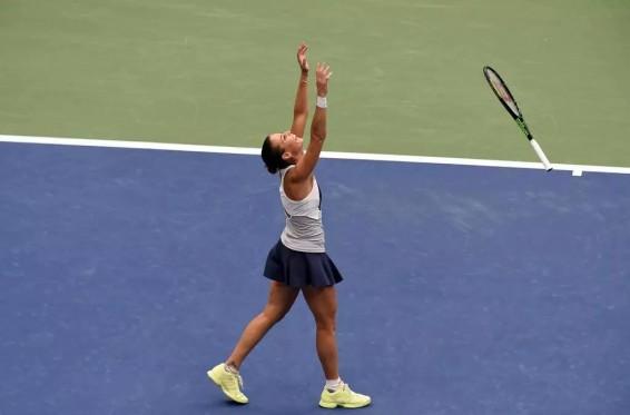 Flavia US Open 2015