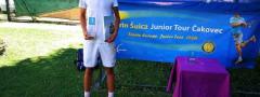 TENISKE NADE (u16): Stefanović najbolji u Bugarskoj, Životiću trofej u Hrvatskoj
