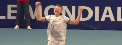 TENISKE NADE (u14): Međedović vicešampion Evrope!