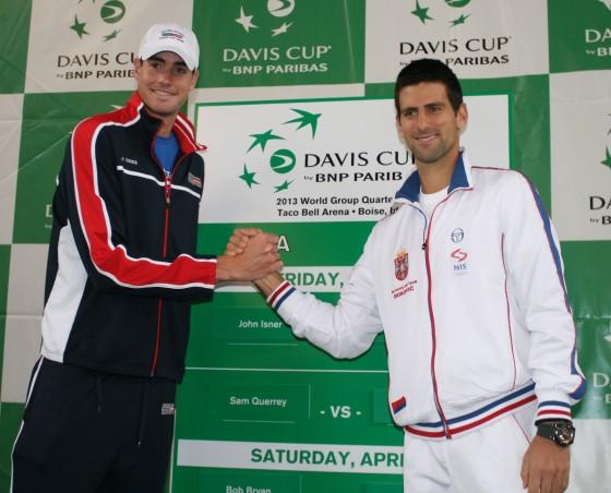 Izner i Djokovic