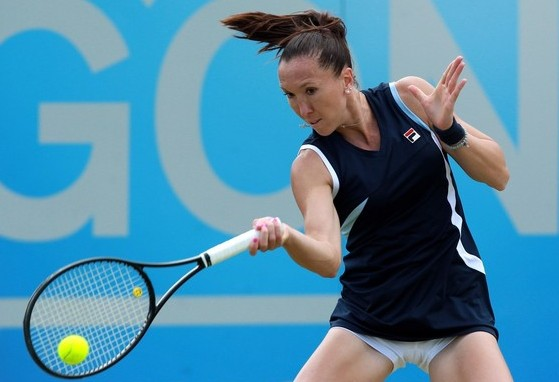 Jelena Jankovic, AEGON Classic - Day Three(Photo by Jan Kruger/Getty Images)