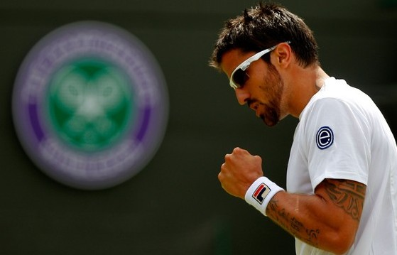 The Championships - Wimbledon 2012: Day One (Photo by Paul Gilham/Getty Images)