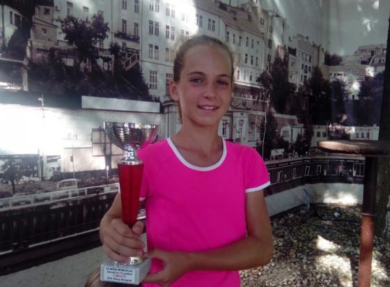 Finalistkinja Misinog memorijala, Jovana Grujic (facebook.com)
