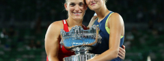 Mladenovićeva i Baboš osvojile trofej na AO
