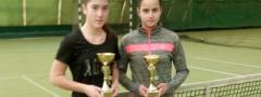 TENISKE NADE (u14,u16): Filip Mandović i Lea Rupnjak prvaci Vojvodine
