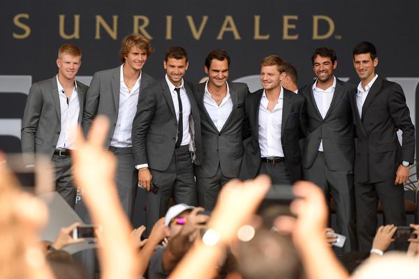 LEJVER KUP (dan 1): Đoković i Federer u dublu!