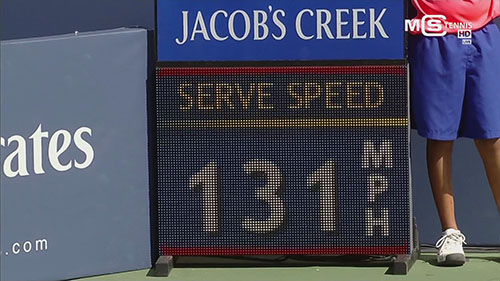 Lisicki servis rekord 1