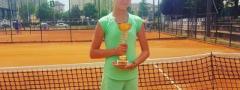 TENISKE NADE (u12): Lola Radivojević i Lazar Virijević osvojili Vidovdanski turnir