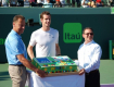 500-ti trijumf Endija Mareja u karijeri, Izner slavio protiv Raonića posle tri taj-brejka! (ATP Majami)