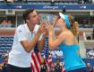 Pre mesec dana se nisu poznavali, a danas su šampioni US Opena