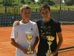 TENISKE NADE (u14): Katarina Stević najbolja u Šidu, Mihajlo Lasica šampion Beograda