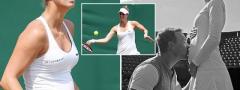 Porodila se teniserka koja je u petom mesecu trudnoće igrala Vimbldon !