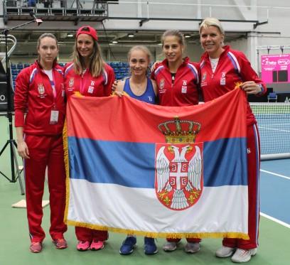 NIS Fed kup tim Srbije13