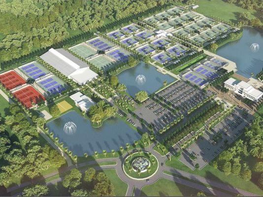 Ovako će izgledati novi nacionalni teniski centar SAD