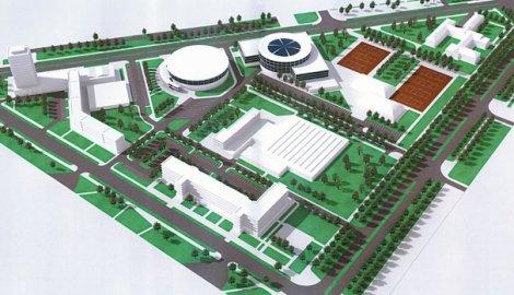 Projekat Nacionalnog teniskog centra Srbije