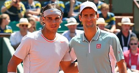 Nadal Djokovic 1