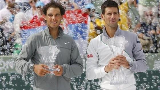 Nadal- Djokovic