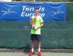 TENISKE NADE (u14, u16): Jevtiću drugi evropski trofej zaredom, Sabo Rac i Mandović polufinalisti u Mađarskoj
